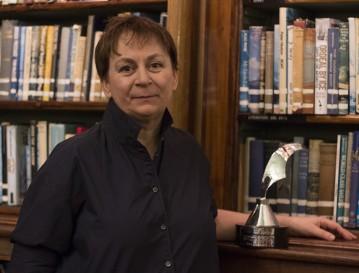 Anne Enright Irish PEN Trophy